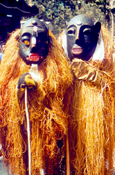 Traditional healers from Lassa, Nigeria